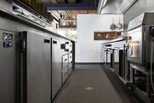 Arcus Custom Chefs Fridge