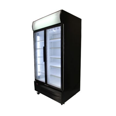 display fridge perth